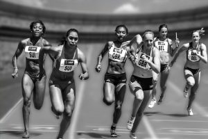 peak performance coaching Pic of runners